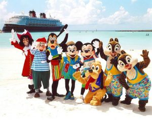 Cruceros divertidos para familias con niños