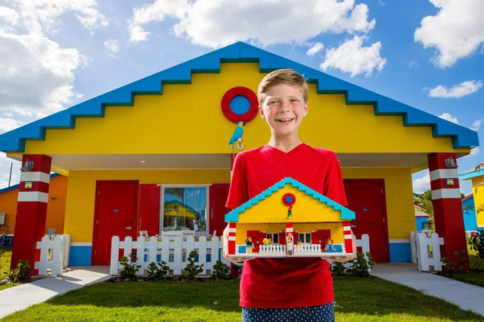 LEGOLAND Beach Retreat hotel en Florida