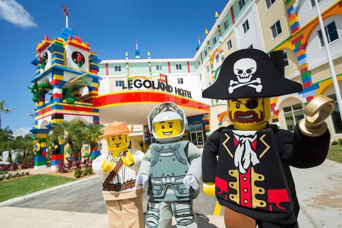 LEGOLAND Florida Hotel con niños
