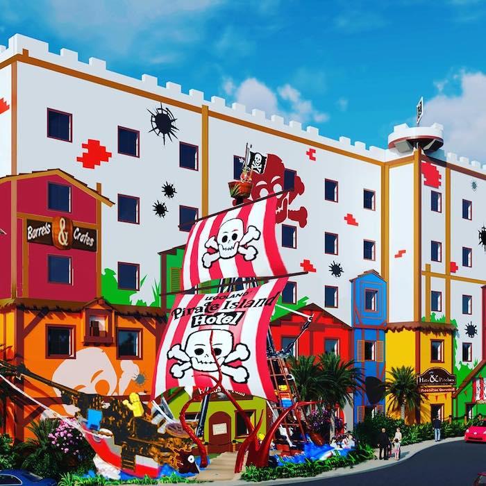 LEGOLAND Pirate Island Hotel en Florida