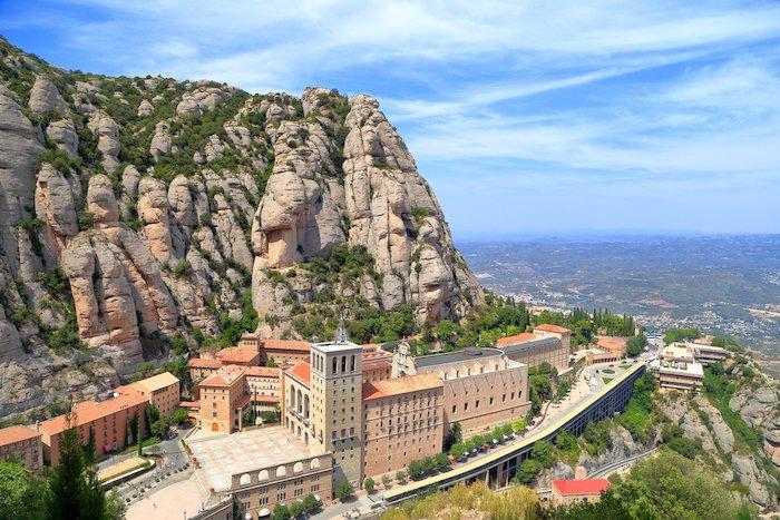Visita con niños a Montserrat