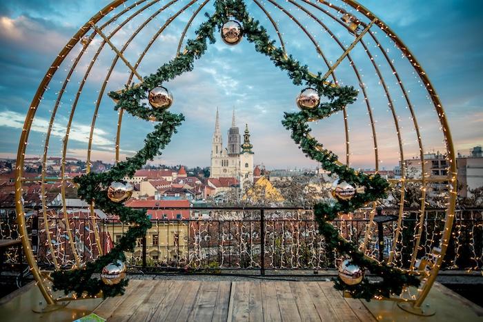 Viajar con niños a Zagreb en Navidad