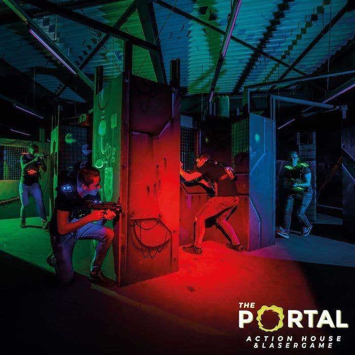The Portal Action House en Limburgo, Países Bajos
