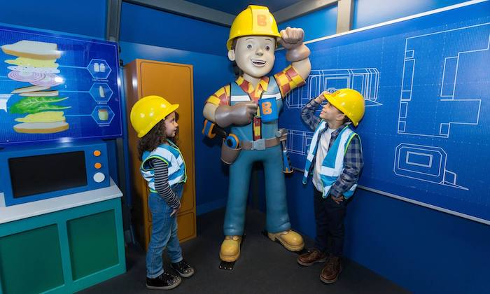 Mattel Play! Liverpool en Albert Dock