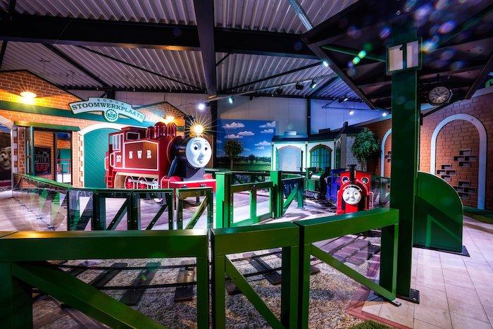 parque de actividades Mattel Play! Sevenum en los Países Bajos