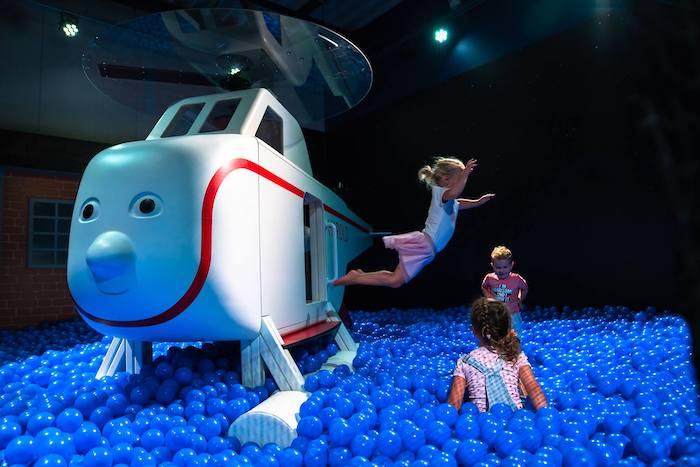 Parque de diversiones y temático Mattel Play! en Europa