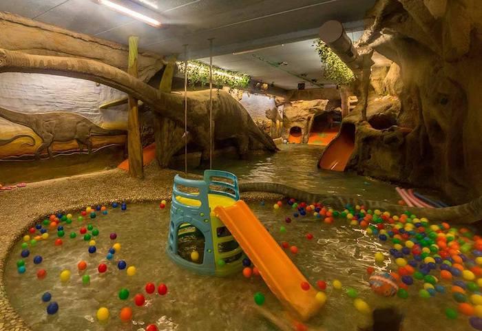 Spa para niños DinoSpa en Teruel