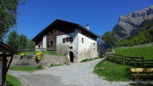 Conoce el auténtico pueblo de Heidi en Heididorf, Alpes Suizos