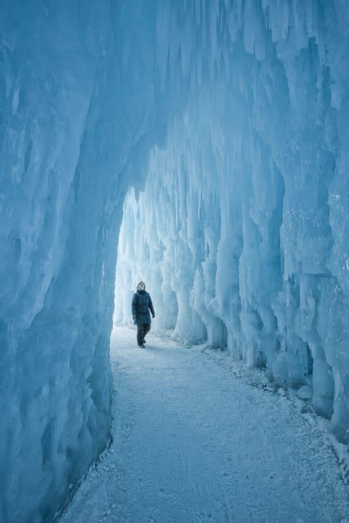 Castillos de hielo Ice Castles