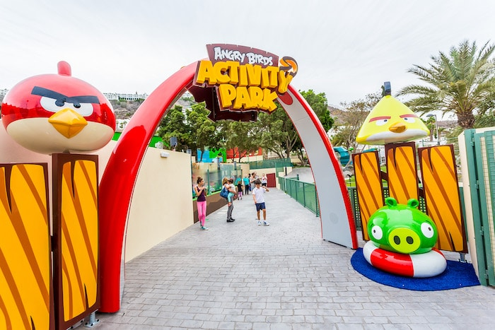 Angry Birds Activity Park Gran Canaria