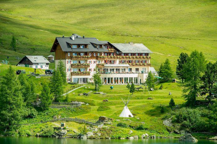 hotel de Heidi en Austria