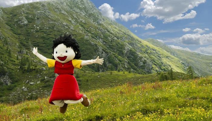 Hotel de Heidi en Austria, vacaciones muy divertidas en los Alpes