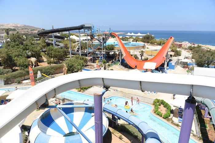 parque acuático de Malta
