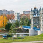 Visitar con niños el Parque Europa en Torrejón de Ardoz, Madrid