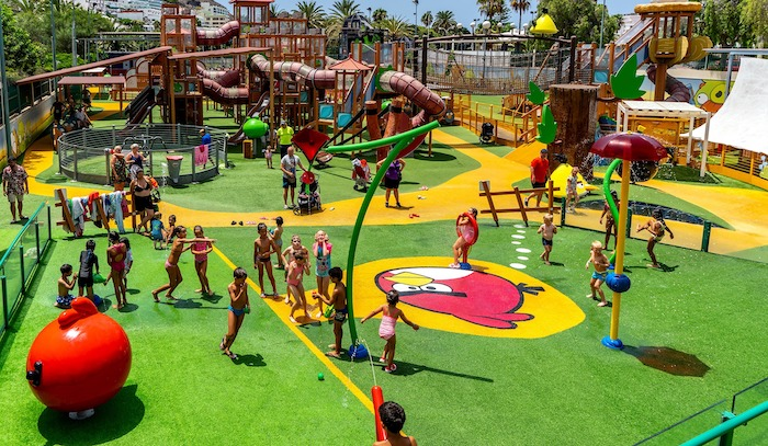 Angry Birds Activity Park Canarias