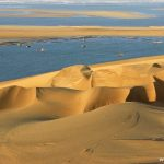 Duna de Pilat en Francia, un día divertido con niños en el desierto