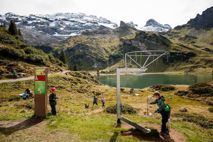 Engelberg con niños en verano, descubre este bonito pueblo en la Suiza Central