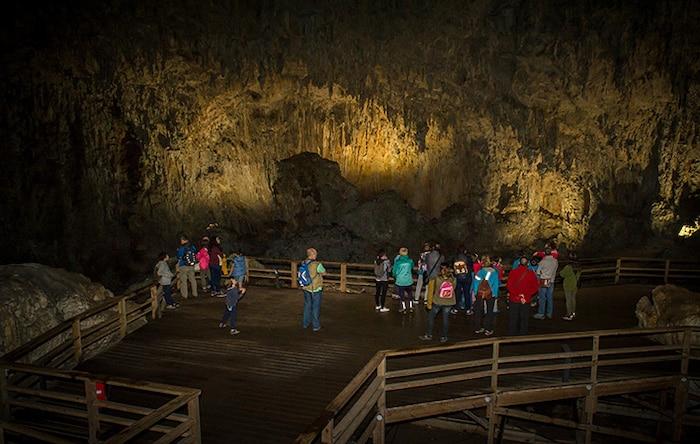 Cuevas en Ribadesella