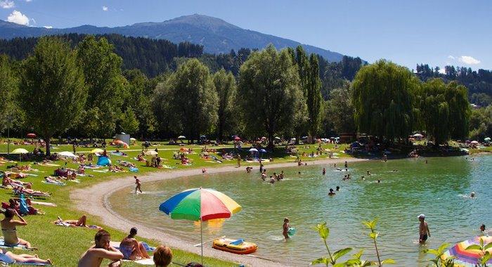 Lagos y piscinas para niños en Innsbruck