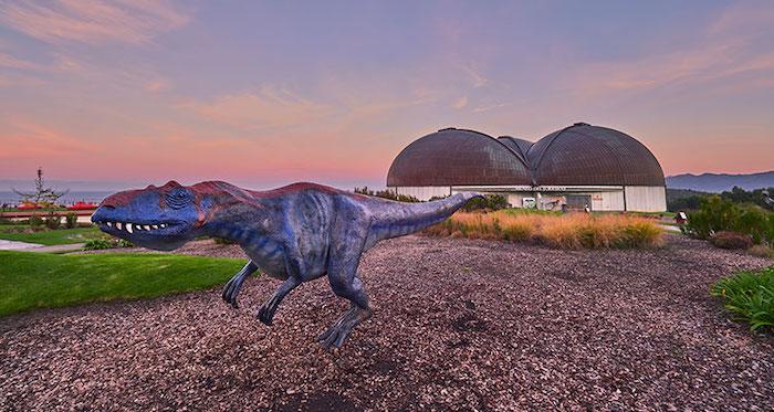 Huellas de dinosaurios en Ribadesella