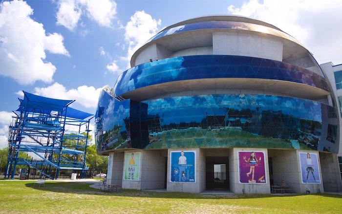 Museo de Ciencias e Industria (MOSI) en Tampa para ir con niños
