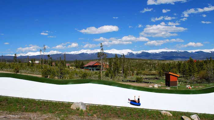 Snow Mountain Ranch en Granby, Colorado