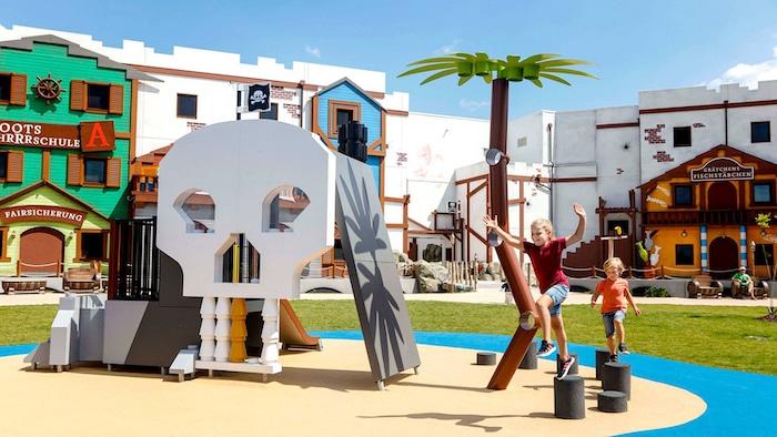 hotel Legoland Alemania con niños
