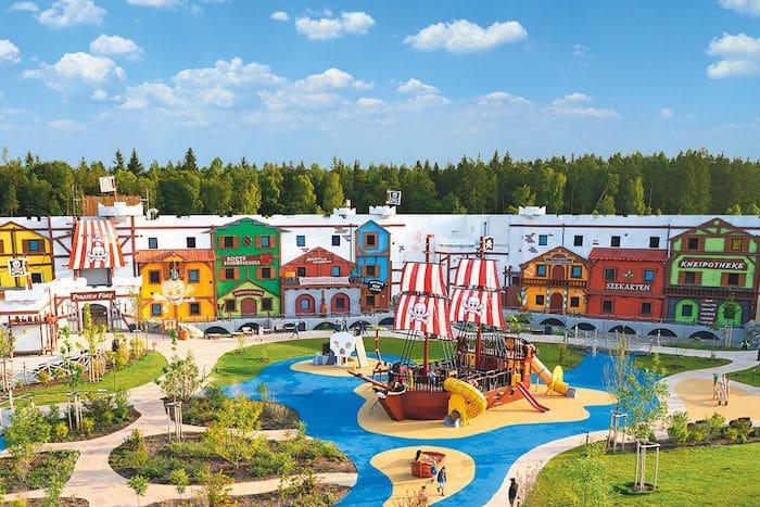 Hotel Isla Pirata LEGOLAND Alemania