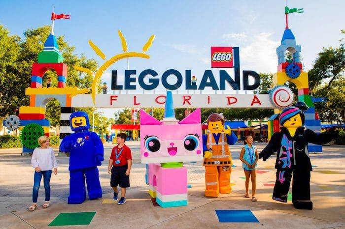 Parque temático Legoland Florida