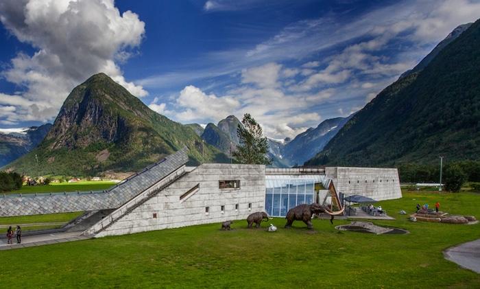 Museo Noruego del Glaciar en Sogndal