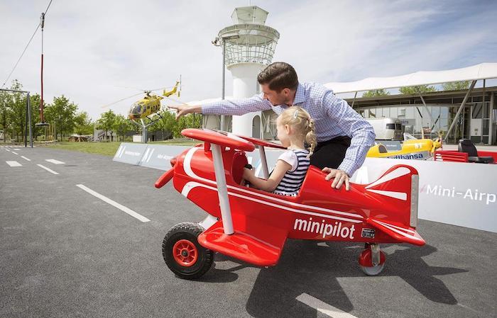 Aeropuertos que hacen más divertido viajar con niños