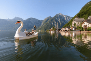 Viajar a Hallstatt en Austria con niños