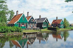 Zaanse Schans en Holanda con niños