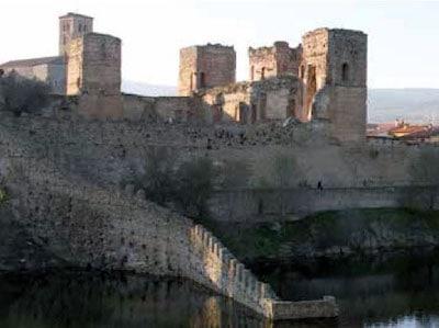 Castillo de los Mendoza o Castillo de Buitrago