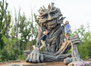 Gatlinburg en Tennessee con niños