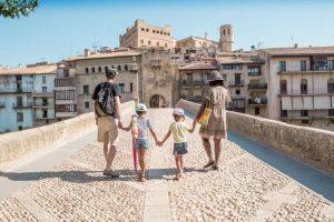 Excursiones con niños en Matarraña