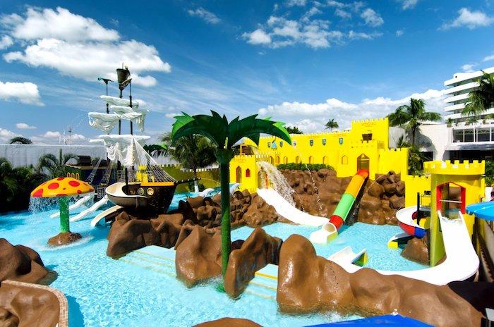 Hotel para niños en Cancún