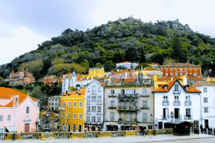 Parque Natural de Sintra-Cascáis con niños