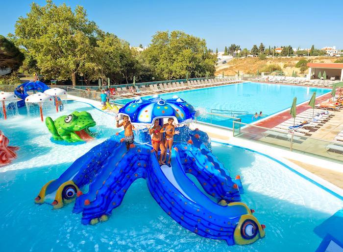 Dónde alojarse con niños en El Algarve, Portugal