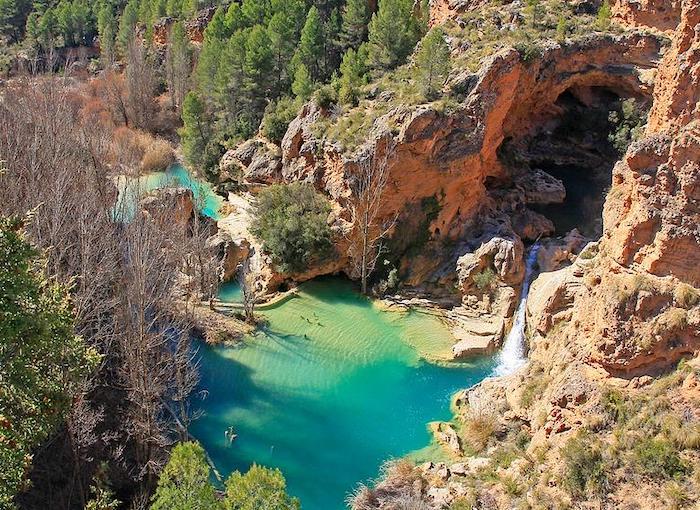 Ruta de las Chorreras del Cabriel en Cuenca