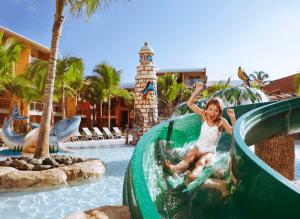 Los mejores hoteles para niños en Punta Cana