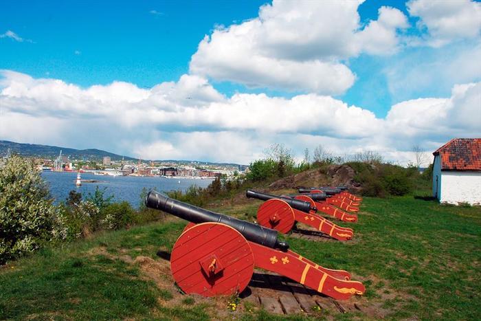 Planes con niños en Oslo