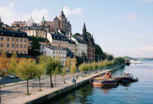 Viajar a Estocolmo con niños