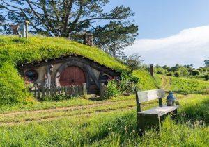 Ruta de El Señor de los Anillos en Nueva Zelanda