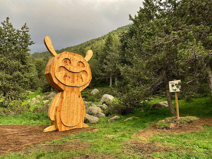 Ruta para hacer con niños en Andorra