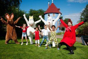 Finlandia con niños en verano