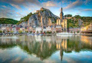 Viajar en familia a la región de Las Ardenas belgas