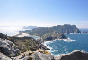 Islas Cíes en Galicia con niños