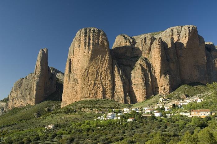 Escapada en familia a la Hoya de Huesca