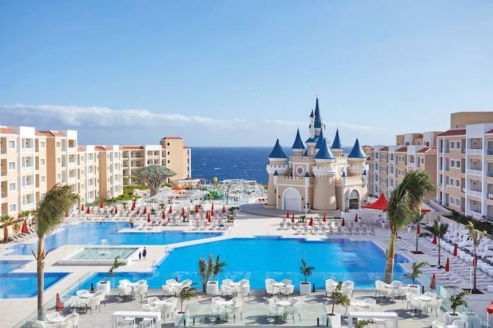 Hotel con parque acuático en Tenerife